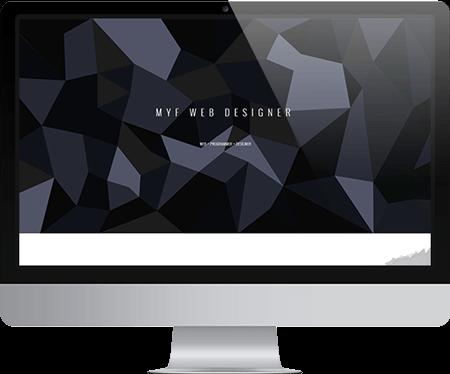 MYF Web Designer Banner